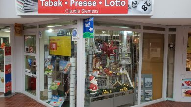 Photo of Tabak-Presse-Lotto