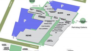 Photo of Lageplan – Alles auf einen Blick