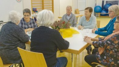 Photo of Neuer Tagestreff für Demenzpatienten beim DRK in Neuwiedenthal